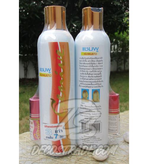 Шампунь для роста волос от Genive, Long Hair Fast Growth Shampoo, 265 мл