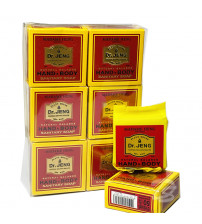 Madame Heng Dr.Jeng Hand and Body Sanitary Soap 50g x 6pcs (Pack)
