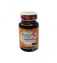 Биоактивная добавка для укрепления организма с вишней Ацеролой 35 табл  от B*Shine Natur C Acerola Cherry 1000mg 35 tabl