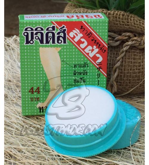 Увлажняющий и смягчающий крем для кожи Nichidi, Skin Cream, 15,3 гр