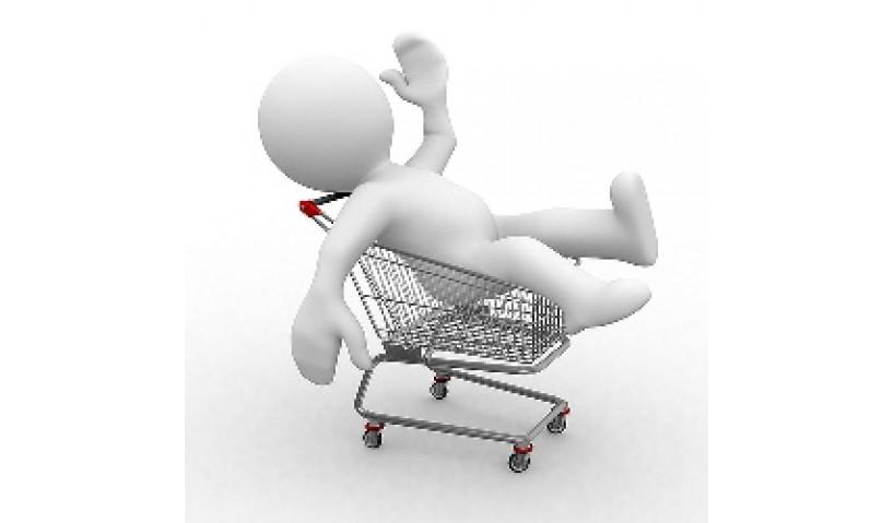 Оформление заказа, как преобразовать корзину в завершенный заказ, выбор доставки, оплаты - обучающее видео
