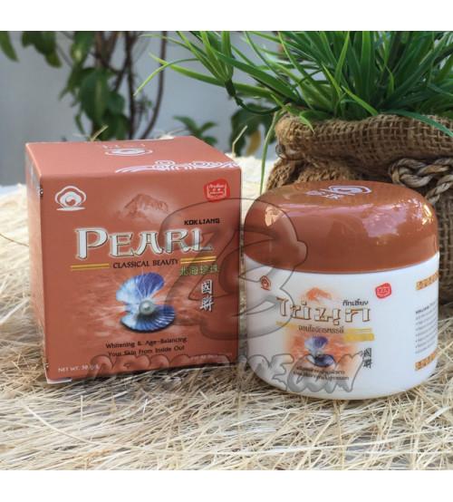 Жемчужный крем для лица, Kokliang Pearl cream, 30 гр