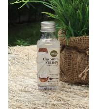Натуральное 100% кокосовое масло холодного отжима от Phutawan 50 мл, Natural Coconut Oil 100% Gold Processed