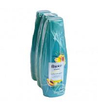 Увляжняющий шампуть Rejoice Daily Moisture Smooth Shampoo 140 ml x 3pcs