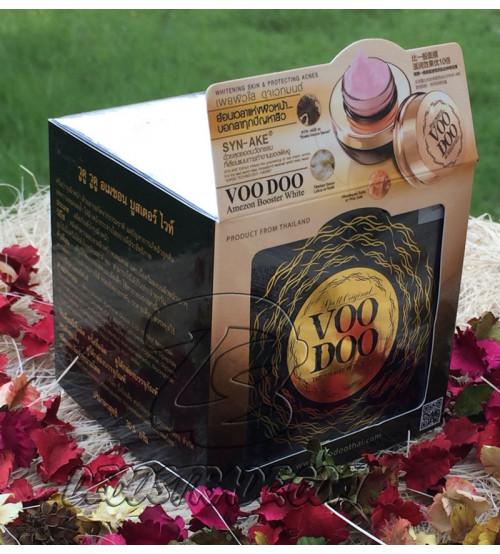 Концентрированный (бустер) осветляющий крем-маска SYN-AKE Amezon от Voodoo, Amezon Booster White Mask Cream, 30,5 гр